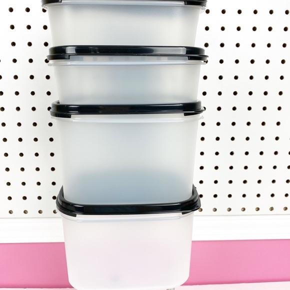 New !!! Tupperware midi modular rectangula…